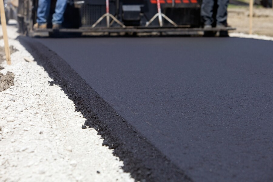 Asphalt Paving by Tom McDonald Contracting