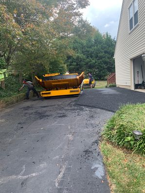 Before & After Paving in Hockessin, DE (1)