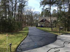 Before & After Asphalt Paving in lewes, DE (2)