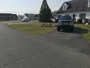 Before & After Residential Sealcoating in Lewes, DE (1)