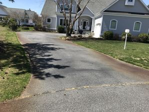 Before & After Sealcoating in Bethany Beach, DE (1)