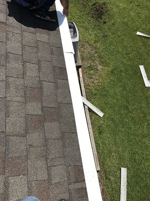 Before & After Gutter Guard Installation in Ocean View, DE (3)
