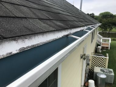 Shur Flo Gutter Guards Installation in Lewes, DE (1)