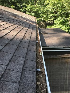 Gutters Cleaned & Gutter Guards Installed in Milton, DE (1)