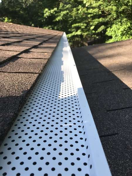 Gutters Cleaned & Gutter Guards Installed in Milton, DE (3)