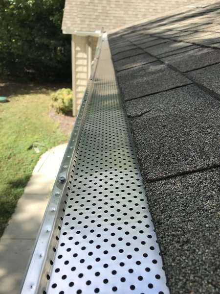 Before & After Gutter Guards Installation in Dover, DE (3)