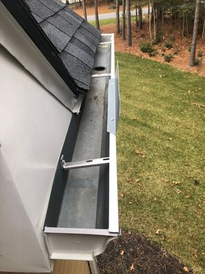 New Home Gutter Guards in Millsboro, DE (2)