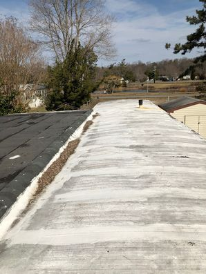 Roof Coating and Repairing in Dover, DE. (1)