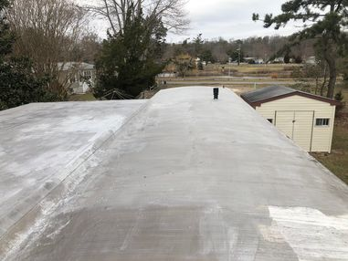 Roof Coating and Repairing in Dover, DE. (6)