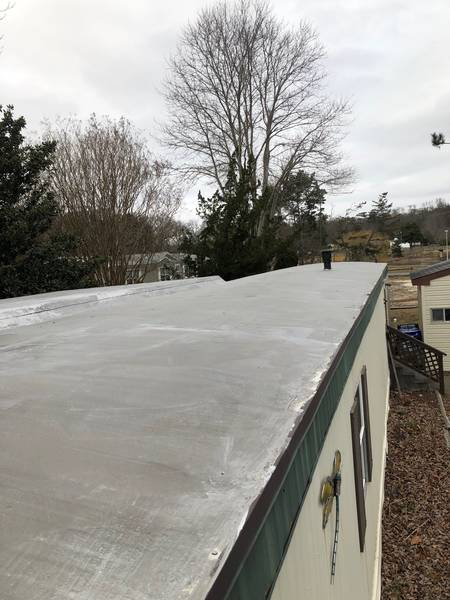 Roof Coating and Repairing in Dover, DE. (7)