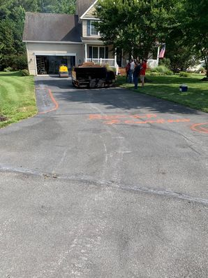 Before & After Paving in Ocean View, DE (1)