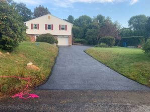 Before & After Paving in Chadds Ford, PA (2)