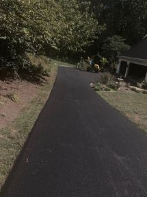 Before & After Driveway Paving in Landenberg, PA (2)