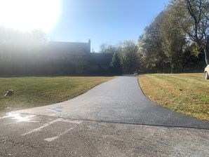 Before & After Driveway Paving in Newtown Square, PA (2)