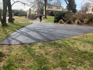 Driveway Extended in West Chester, PA (1)