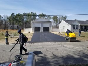 Driveway Graded, Based, Paved in Newark, DE (2)